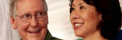 mitch-mcconnell-elaine-chao