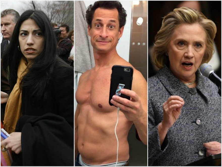 huma abedin giving marriage with anthony weiner another