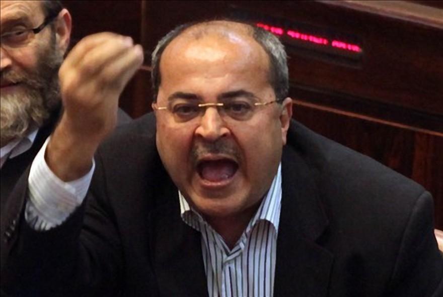 Jew Detector: Arab MK Threatens Third Intifada Has Already Begun