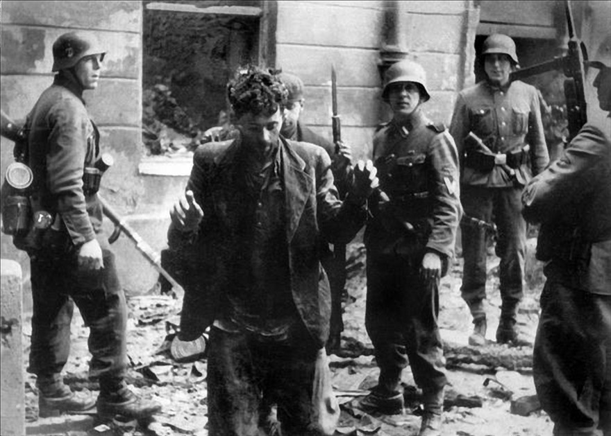 the events during the jewish holocaust in nazi germany